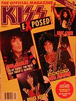 KISS Exposed Mag