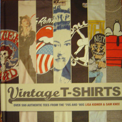 Vintage T-Shirts book cover